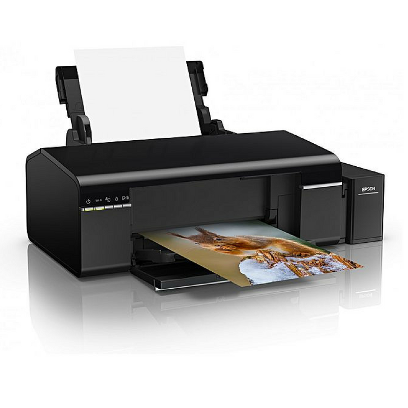 Epson L805 Printer (CD/DVD And Photo)